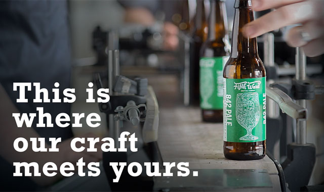 This is where our craft meets yours.